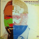 Les McCann - More Or Less McCann LP