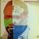 Les McCann - More Or Less McCann LP