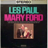 Les Paul & Mary Ford - The Fabulous Les Paul & Mary Ford LP