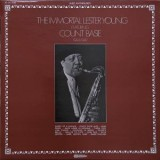 Lester Young Feat. Count Basie - The Immortal Lester Young LP