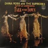 Diana Ross & The Supremes - Live At London´s Talk Of The Town LP