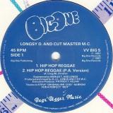 """Longsy D & Cut Master MC - Hip Hop Reggae 12"""""""