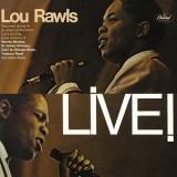 Lou Rawls - Live LP