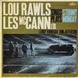 Lou Rawls & Les McCann - Stormy Monday LP