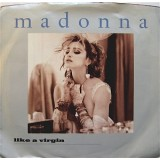 Madonna - Like A Virgin 7""