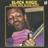 Magic Sam Blues Band - Black Magic LP