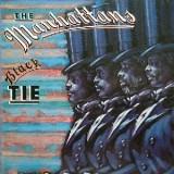 Manhattans - Black Tie LP
