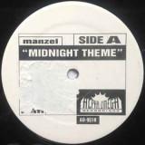 Manzel - Midnight Theme / Space Funk 12''