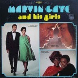 Marvin Gaye - Marvin Gaye And His Girls LP