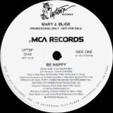 """Mary J. Blige - Be Happy 12"""""""