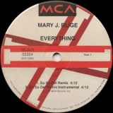 Mary J. Blige - Everything 2x12""