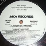 Mary J. Blige - I Can Love You 12""