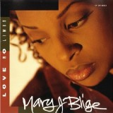 """Mary J. Blige - Love No Limit 12"""""""