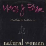 Mary J. Blige - You Make Me Feel Like A Natural Woman 12""