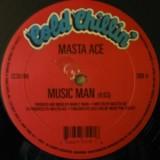 "Masta Ace - Music Man 12"""