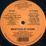 """Masters At Work - Justa Lil Dope 12"""""""