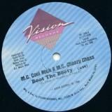 "MC Cool Rock & MC Chaszy Chess - Boot The Booty 12"""