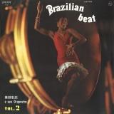 Meireles E Sua Orquestra - Brazilian Beat Vol. 2 LP