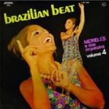 Meireles E Sua Orquestra - Brazilian Beat Vol. 4 LP