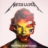 Metallica - Hardwired To Self-Destruct 2LP