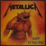 "Metallica - Jump In The Fire 12"""
