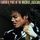 Michael Jackson - Another Part Of Me 7""