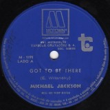 """Michael Jackson - Got To Be There 7"""""""
