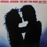 Michael Jackson - The Way You Make Me Feel 12''