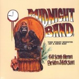 Gil Scott-Heron & Brian Jackson - Midnight Band : The First Minute Of A New Day LP