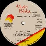"Mighty Diamonds - Pass The Kouchie 12"""
