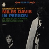 Miles Davis - In Person Saturday Night At The Black Hawk Vol. II LP