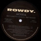 Monica - Why I Love You So Much 12""
