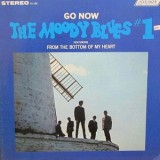 The Moody Blues - Go Now - Moody Blues #1 LP
