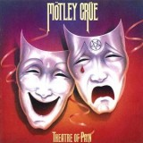 Motley Crue - Theater Of Pain LP