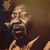 Muddy Waters - Muddy Mississippi Waters Live LP