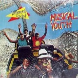 Musical Youth - Different Style LP