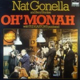 Nat Gonella & Beryl Bryden With Ted Easton´s Jazz Band - Oh Mona LP