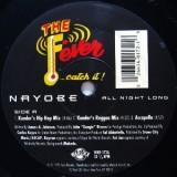 "Nayobe - All Night Long 12"""