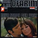 Esther & Abi Ofarim - Neue Songs Der Welt LP