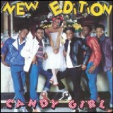New Edition - Candy Girl LP