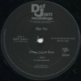 "Ne-Yo - When You´re Mad 12"""