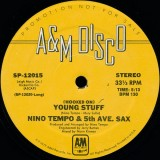 Nino Tempo & 5th Ave. Sax - (Hooked On) Young Stuff 12''