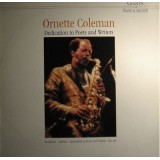 Ornette Coleman - Dedication To Poets And Writers LP