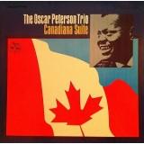 Oscar Peterson Trio - Canadiana Suite LP