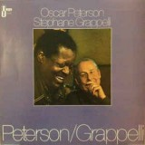 Oscar Peterson With Stephane Grappelli - Oscar Peterson Feat. Stephane Grappelli LP