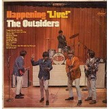 The Outsiders - Happening Live LP