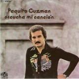 Paquito Guzman - Escucha Mi Canzion LP