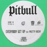 "Pitbull - Everybody Get Up 12"""