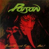 Poison - Open Up And Say..Ahh (colorido) LP