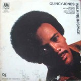 Quincy Jones - Walking In Space LP